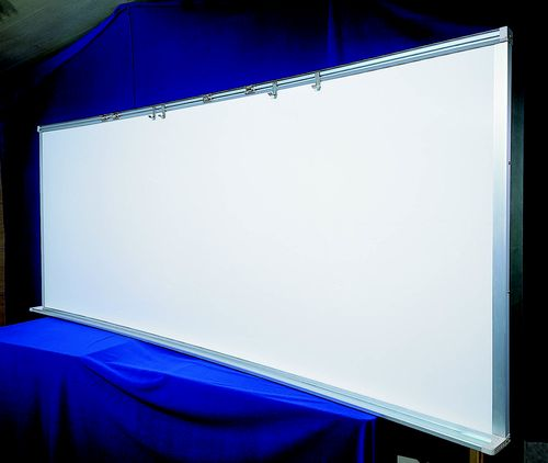 Ctb-4500W Curved-Type School White Board