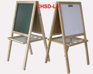 A FRAME CHALK BOARD/WHITEBOARD,WOODEN FRAME